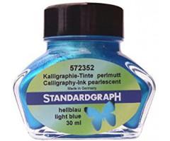 Tint Standardgraph 30ml, pärlmutter - helesinine