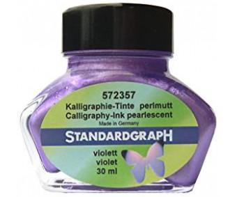 Tint Standardgraph 30ml, pärlmutter - lilla