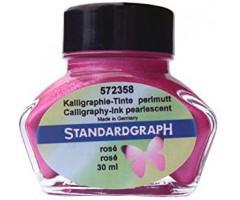 Tint Standardgraph 30ml, pärlmutter - roosa