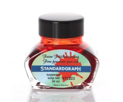 Tint Standardgraph 30ml - tulbipunane