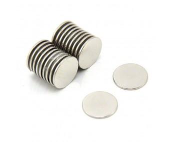 Magnetid Ø 15mm x 1mm - 10 tk