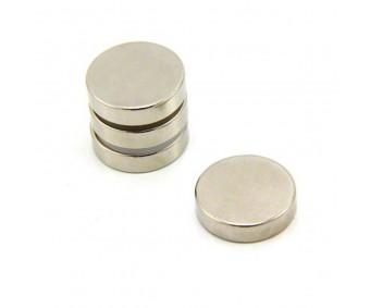 Magnet Ø 15mm x 3.5mm - 1 tk