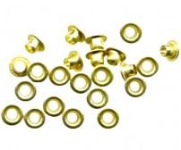 Öösid 5mm, 50tk - kuld