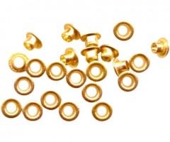 Öösid 5mm, 50tk - roosa kuld