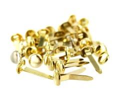 Paberineedid 5x9mm - kuld, 20tk