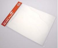 Kahanev plastik (shrink plastic) 21.5x28cm, 1 leht - läbipaistev