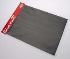 Kahanev plastik (shrink plastic) 21.5x28cm, 1 leht - must