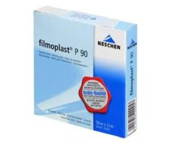 Parandusteip Filmoplast P90, 2cmx50m - valge