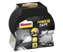 Teip Moment Power Tape (eriti tugev) 50mm x 10m, must