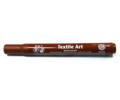 Tekstiilimarker Nerchau Textile Art - pruun