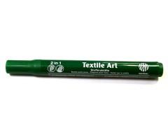 Tekstiilimarker Nerchau Textile Art - roheline