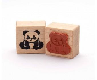Kummitempel - panda
