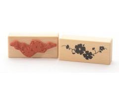 Kummitempel - lilleornament