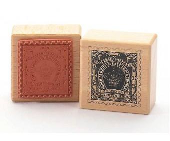 Kummitempel - postmark