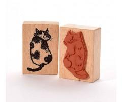 Kummitempel - laiguline kass