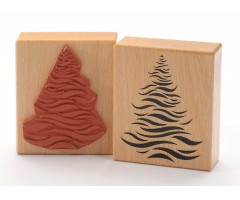 Kummitempel - laineline jõulupuu