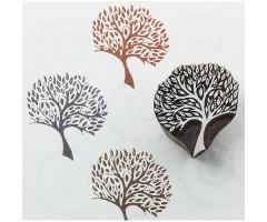 Puittempel B (pakutrükk) - puu
