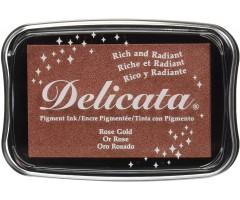 Templipadi 4,5x7,5cm, Rose Gold, Delicata