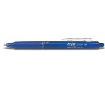 Kustutatav tindipliiats Pilot Frixion Clicker 0.7mm - sinine