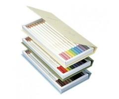 Värvipliiatsid Irojiten, 30 värvi (vol. 1-3) - Tombow