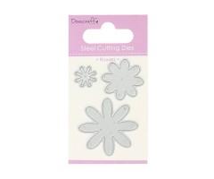Lõiketera Dovecraft - kolm lilleõit