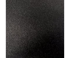 Glitter-kartong A4, 220g/m² - Black