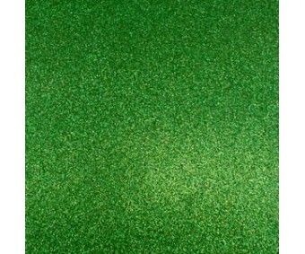 Glitter-kartong A4, 220g/m² - Emerald