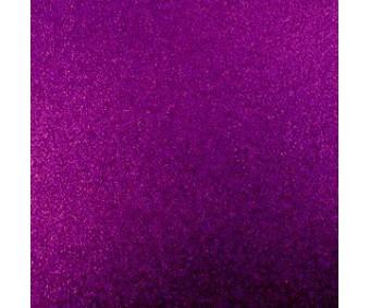 Glitter-kartong A4, 220g/m² - Amethyst