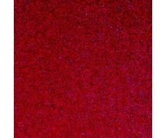 Glitter-kartong A4, 220g/m² - Wine Red
