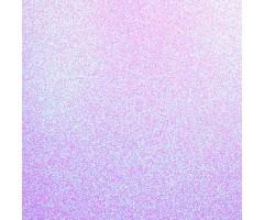 Glitter-kartong A4, 220g/m² - Pastel Lilac