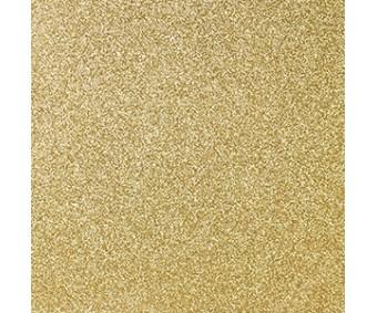 Glitter-kartong A4, 300g/m² - Gold