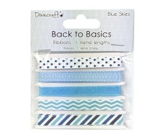 Paelte komplekt Back to Basics 5 x 1m - Blue Skies