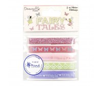 Paelte komplekt Dovecraft 5 x 1m - Fairy Tales