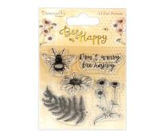 Silikoontemplid Dovecraft - Bee Happy