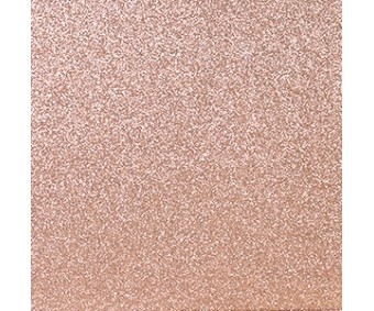 Glitter-kartong A4, 300g/m² - Light Rose Gold