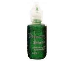 3D glitterliim Dovecraft 20ml - roheline