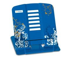 Raamatuhoidja Herma, metallist - sinine
