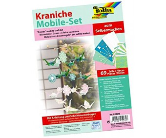Meisterdamiskomplekt Folia Mobile Set - kured