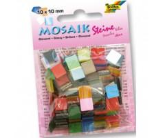 Mosaiikkivid Folia 10x10mm, 190 tk