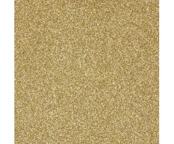 Glitter-kartong Folia 50x70cm, 300g/m² - kuldne
