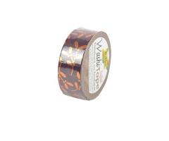 Washi teip Folia Hotfoil 15mm x 5m - vasksed lehekesed