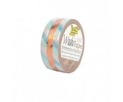 Washi teip Folia Hotfoil 15mm x 5m - nooled