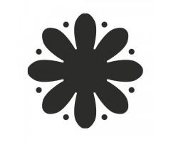 Motiivauguraud Heyda Flexi 35mm - lill