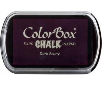 Templipadi 4,7x7,6cm ColorBox Chalk - Dark Peony