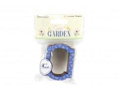Puidust raamid Dovecraft - Secret Garden, 12 tk