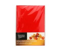 Sädelev paber iseliimuv, 10 lehte A4 - punane