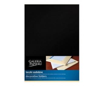 Ümbrik A4  metallik antratsiit, 5tk pakis, Galeria Papieru