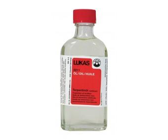 Puhastatud tärpentiniõli LUKAS, 125 ml