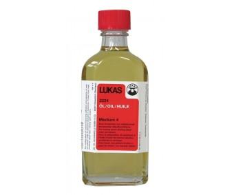 Maalimeedium nr 1 (õlivärvi kuivamise kiirendaja) LUKAS, 125 ml