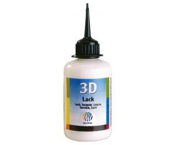 3D lakk Nerchau, 80 ml